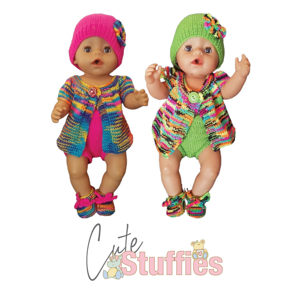 Doll Clothes Handmade Products - Cute Stuffies