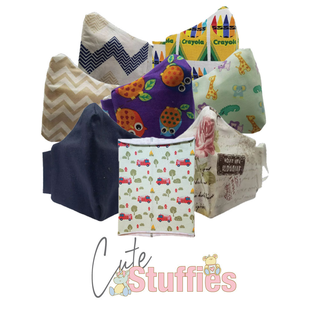 Masks Handmade Products - Cute Stuffies